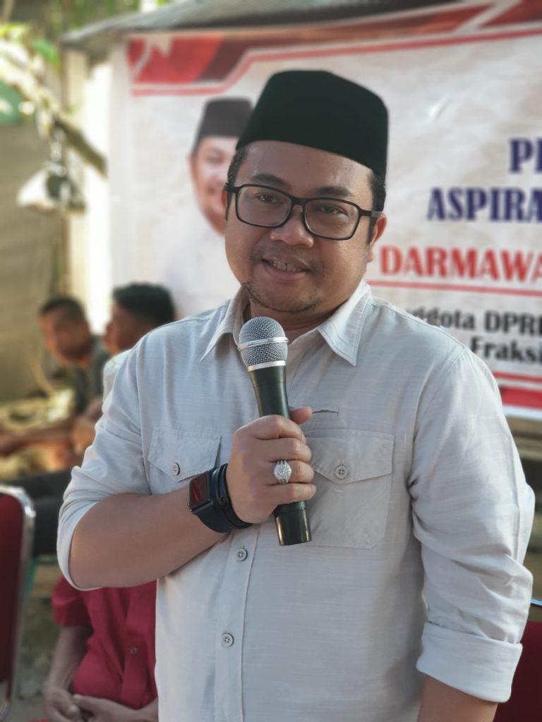 Darmawangsyah Muin Persiapkan Diri Maju Pilkada Gowa 2020