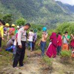 Mayat Nenek Kembong Ditemukan Diperkebunan Buakayu