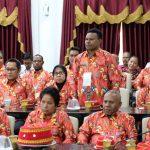 Pejabat Papua Benchmarking di Gowa Karena Google