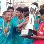 TIM Bulukumba I Juara di Campiun Liga Desa Nusantara