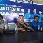29 September, Pelantikan Pengurus KNPI Maros Periode 2019-2022