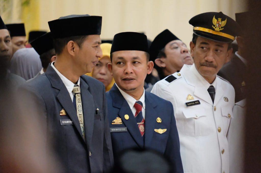 Adnan Mutasi Ratusan Pejabat, Indra Wahyudi Kabag Humas Kerjasama