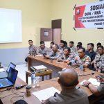 AKBP Budi Wahyono Warning KPA Satfung Untuk Kelola DIPA 2020 Dengan Baik