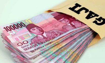 Ilustrasi bayar gaji